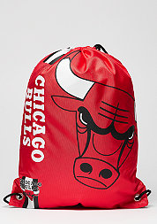 Cropped Logo NBA Chicago Bulls red