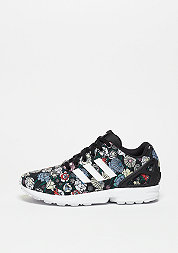 ZX Flux black/flower