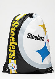 Turnbeutel Cropped Logo NFL Pittsburgh Steelers black