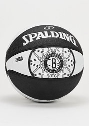 NBA Team Brooklyn Nets black/white