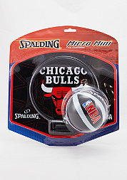 NBA Miniboard Chicago Bulls black/red