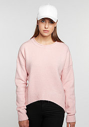 Sweatshirt Knit Crew rose
