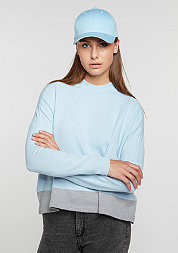 Knit Turtleneck light blue