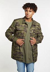 Jacke Shirt camouflage