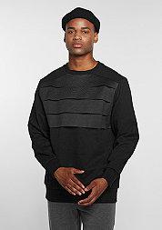 Sweatshirt Crew Level black