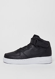 Air Force 1 Mid 07 LV8 black/black/white
