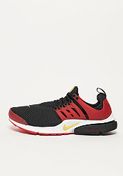 Air Presto Essential black/yellow/university red