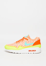 Schuh Wmns Air Max 1 NS peach cream/hyper turquoise/total orange