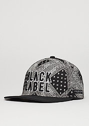 C&S CAP BL Bumrush black/white