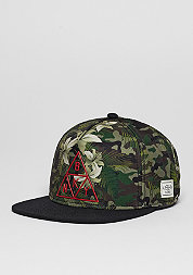 C&S Cap WL Briangle camo flowers/black/red