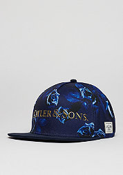 C&S CAP WL Infinity navy/gold