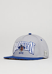 C&S CAP WL BK Socks grey/royal/mc