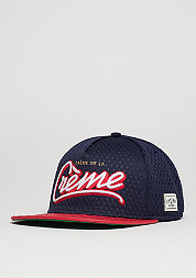 Snapback-Cap WL De La Creme navy/red/white