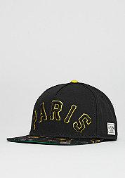 C&S Cap WL Paris Jaune black/yellow/green