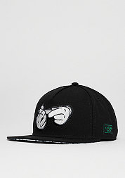 C&S Cap GL Lazer Kush black/white
