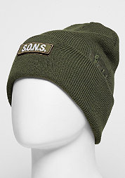 Beanie BL Flight Old School olive