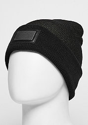 C&S BL Beanie Plated Old School black/olive