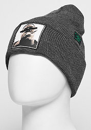 Beanie GL Bedstuy Old School grey/white/mc