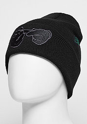 C&S GL Beanie Lazer Kush Old School black/white