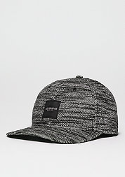Baseball-Cap BL Curved Legend black/grey knit