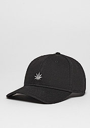 Baseball-Cap GL Curved Budz black/white