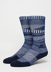 Sportsocke Men's Air Crew Sock coastal blue/white (obsidian)