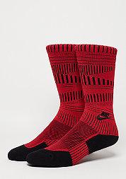 Sportsocke Men's Air Crew Sock university red/black