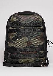 C&S BL Backpack Judgement Day black/woodland/olive