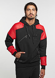 C&S BL Hoody Moto black/red