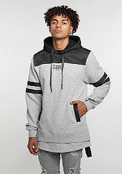 Hooded-Sweatshirt BL Judgement Day grey heather/black
