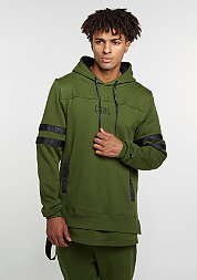 Hooded-Sweatshirt BL Hoody Judgement Day olive/black