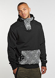 Hooded-Sweatshirt BL Bumrush black/white