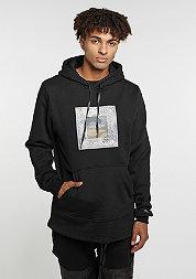 Hooded-Sweatshirt BL Paiz Curved black/woodland/white
