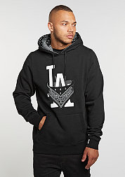 Hooded-Sweatshirt WL Ivan Antonov black/white