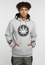 C&S GL Hoody Defend grey heather/black/white