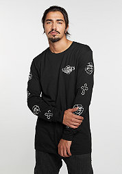Longsleeve WL Chosen black/white