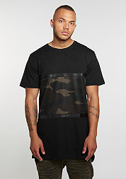 T-Shirt BL Judgement Day Long black/woodland