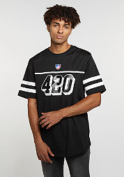 C&S GL Tee Fo Twenny Football Jersey black/white