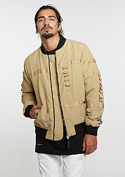 Übergangsjacke Bomber BL Judgement Day sand/black