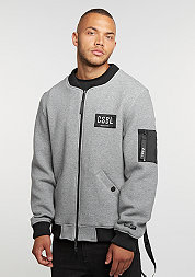Übergangsjacke BL CSBL Flight grey heather/black