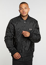 C&S Jacket BL Paiz Flight black/white