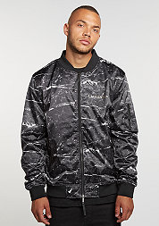 C&S Jacket WL Infintiy Bomber black marble/gold