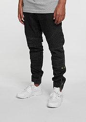 Jeans Jogger BL Moto black denim