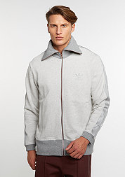 Trainingsjacke Noize medium grey heather