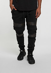 C&S Sweatpant BL Moto black/woodland