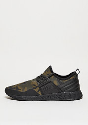 C&S Shoes Katsuro woodland/black/gold