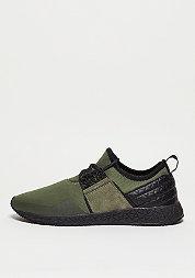 Schuh Katsuro army green/black