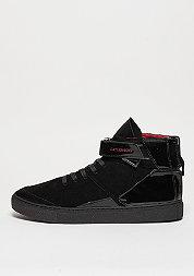 Schuh Hamachi deep black/red