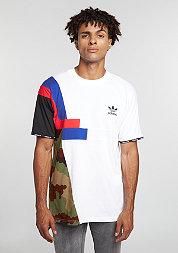 T-Shirt Block white