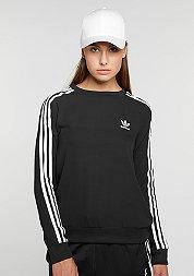 Sweatshirt 3 Stripes black